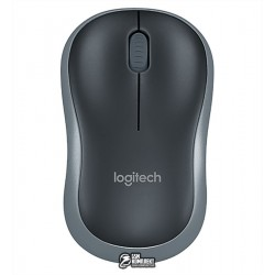 Мышь Logitech M185 Wireless Swift Grey (910-002238-910-002235)