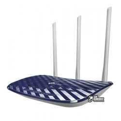 Роутер TP-LINK Archer C20 802.11ac AC750 1xFE WAN, 4xFE LAN