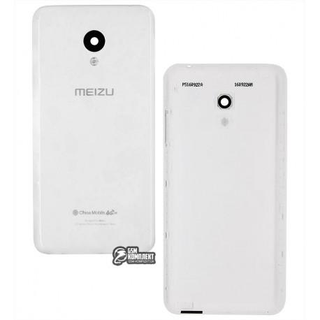 Задняя крышка батареи для Meizu M3, белая