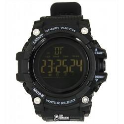 Мужские цифровые кварцевые смарт-часы Skmei , водонепроницаемые,