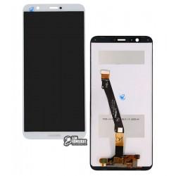 Дисплей для Huawei P Smart, белый, с сенсорным экраном (дисплейный модуль), Original (PRC)