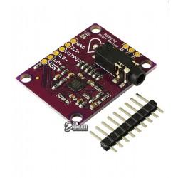 Модуль AD8232 - ЭКГ для ARDUINO, монитор сердечного ритма