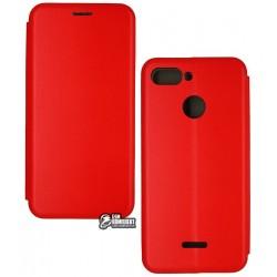 Чехол для Xiaomi Redmi 6, Fashion, книжка