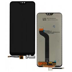 Дисплей для Xiaomi Mi A2 Lite, Redmi 6 Pro, черный, с сенсорным экраном (дисплейный модуль), Original (PRC)