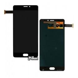 Дисплей для Meizu Pro 7 Plus, черный, с сенсорным экраном, Original (PRC)