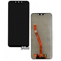 Дисплей для Huawei Nova 3i, P Smart Plus, черный, с сенсорным экраном, Original (PRC)