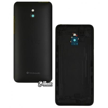 Корпус для HTC One mini 601n, copy, чорний