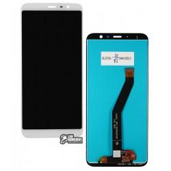 Дисплей для Meizu M6T, белый, с сенсорным экраном, Original (PRC)