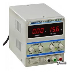 Блок питания Zhaoxin 1503D, 15V 3A, цифровая индикация