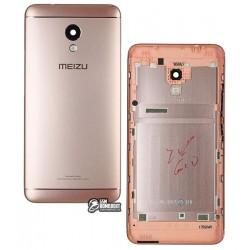 Задняя крышка батареи для Meizu M5s, розовая