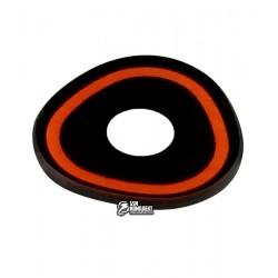 Защитное стекло камеры, оранжевое, для Fly MC165, оригинал