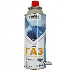 Газовый баллон Sigma зима CRV КОРЕЯ для горелок 227 г