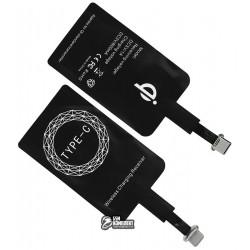 Приемник для беспроводной зарядки QI wireles Type-C