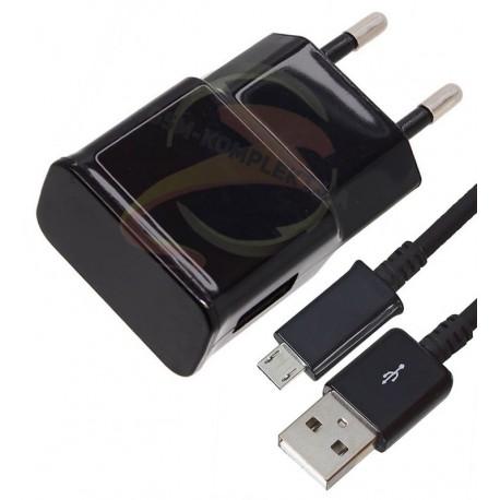 Зарядное устройство ETA-U90E + Micro USB кабель, 1,5А
