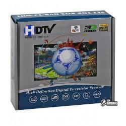 ТВ Приставка DV3 T2 WI-FI (Чёрный)