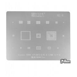Трафарет Amaoe Meizu Pro6 Samsung Exynos 8890