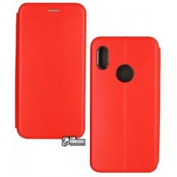 Чехол для Xiaomi Redmi Note 5, Redmi Note 5 Pro, Fashion (Level), книжка, золотой