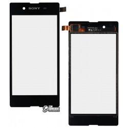 Тачскрин для Sony D2202 Xperia E3, D2203 Xperia E3, D2206 Xperia E3, черный
