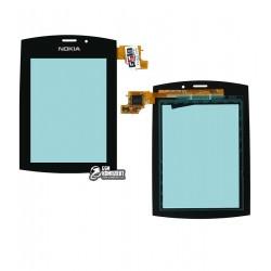 Тачскрин для Nokia 303 Asha, черный