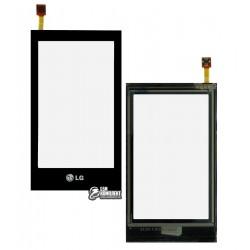 Тачскрин для LG GT505, черный