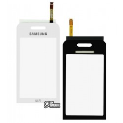 Тачскрин для Samsung S5230, белый Wi-Fi