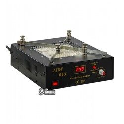 Преднагреватель плат AIDA 853 инфракрасный, керамический с цифровой индикацией