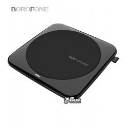Беспроводная зарядка Borofone BQ1 (черный)