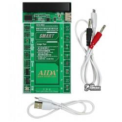 Плата активации и зарядки аккумуляторов AIDA A-602+ с цифровой индикацией, 4G - X, HUAWEI,LENOVO,VIVO,MI,ZTE