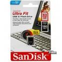 Флешка 32 Gb SanDisk Ultra Fit USB3.1 Flash Drive