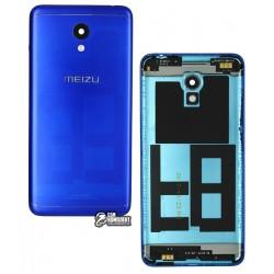Задняя крышка батареи для Meizu M6, синяя