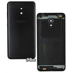 Задняя крышка батареи для Meizu M6, черная