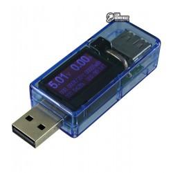 USB Тестер J7-TG DC:3.6V-32.5V I:0.00A-5.00A, с поддержкой QC2.0, QC3.0, BC1.2, Apple Voltage Range