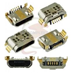 Коннектор зарядки для Huawei P9 Lite, 5 pin, micro-USB тип-B