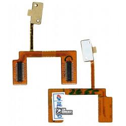 Шлейф для Motorola L6, с компонентами
