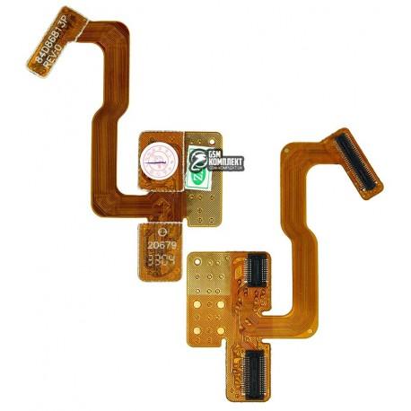 Шлейф для Motorola V80, межплатный, с компонентами