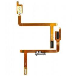Шлейф для LG G7200, межплатный, с компонентами