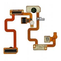 Шлейф для LG KP202, межплатный, с компонентами