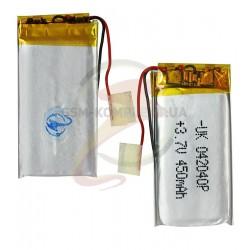 Аккумулятордлякитайского планшета универсальный,(3500mAh),(80*102*3мм)