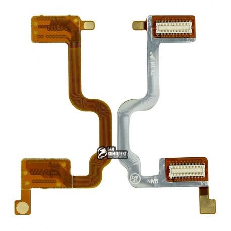 Шлейф для Motorola K2, міжплатний, з компонентами