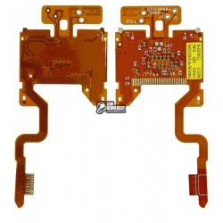 Шлейф для Motorola V3690, V50, межплатный, с компонентами