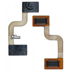Шлейф для Motorola W270, межплатный, с компонентами