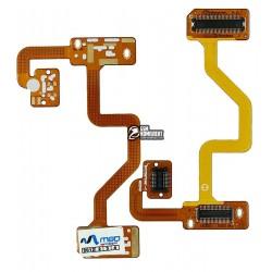 Шлейф для LG KG245, межплатный, с компонентами
