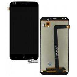Дисплей для Doogee X30, черный, с сенсорным экраном, Original (PRC)