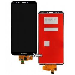 Дисплей для Huawei Nova 2 Lite, Y7 Prime (2018), черный, с сенсорным экраном, Original (PRC)