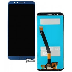 Дисплей для Huawei Honor 9 Lite, синий, с сенсорным экраном (дисплейный модуль), Original (PRC), AL00/AL10/TL10