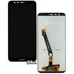 Дисплей для Huawei Honor 9 Lite, черный, с сенсорным экраном (дисплейный модуль), Original (PRC), AL00/AL10/TL10