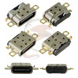 Коннектор зарядки для Gionee W909, USB Type-C