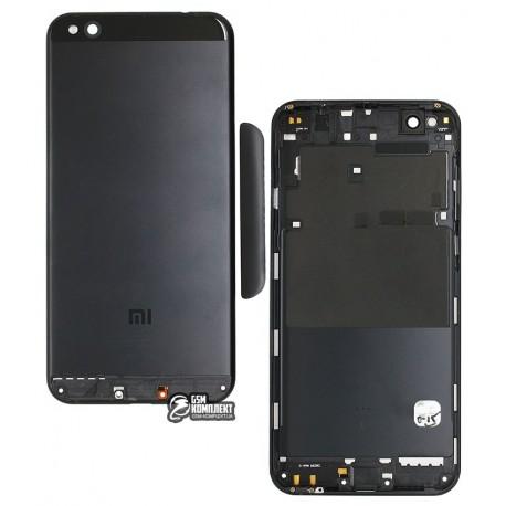Задняя крышка батареи для Xiaomi Mi5C, черная