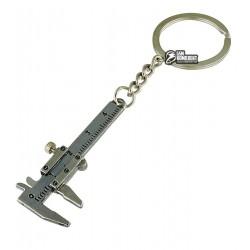Брелок для ключей штангенциркуль