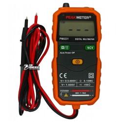 Мультиметр Peakmeter PM8231 Auto Range Digital